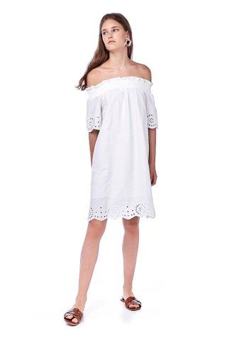 Denisa Off-Shoulder Dress