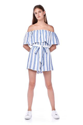 Dayla Off-Shoulder Romper