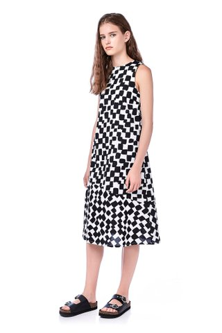 Onellia Midi Dress