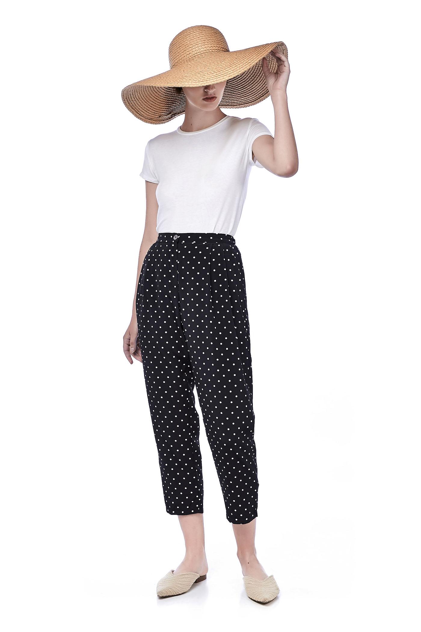 Kailyn High-Waisted Pants