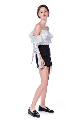 Shalya Cold-Shoulder Top