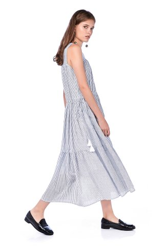 Audela Tiered Maxi Dress