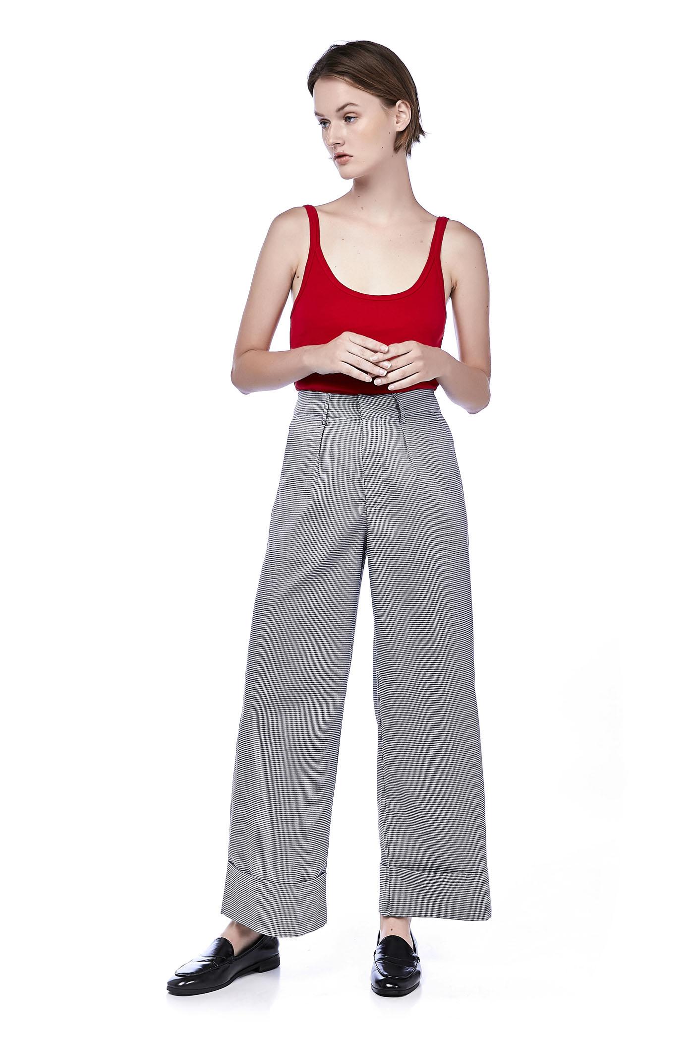 Henrietta Wide-Leg Pants