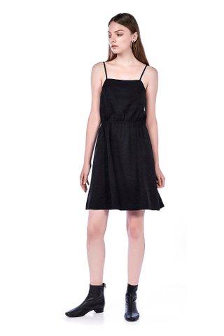 Elyah Back-Tie Dress