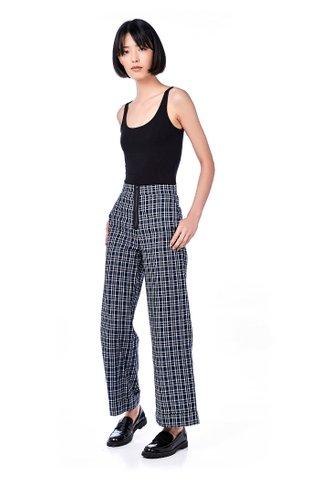 Misoni Zip-Up Pants