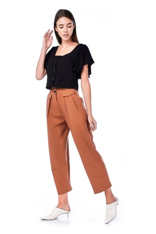 Ondrea High-Waisted Pants