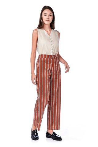 Kelcey Straight-leg Pants