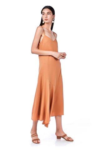 Dobrya Drop-Waist Maxi Dress