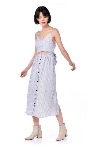 Rhie Two-piece Maxi Dress
