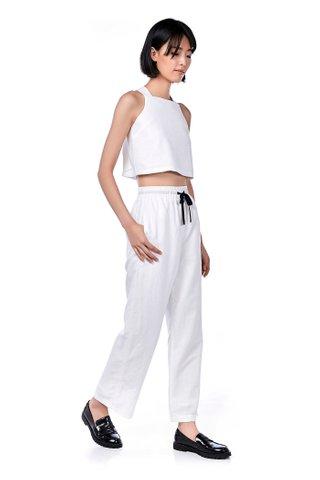 Kuro Drawstring Pants