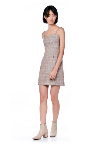 Elnina Fitted Dress