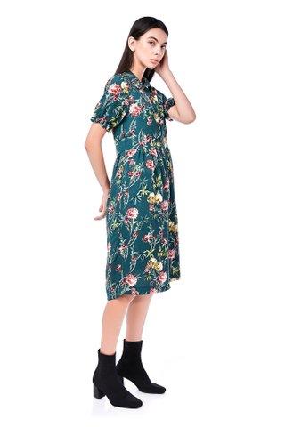 Yani Midi ShirtDress
