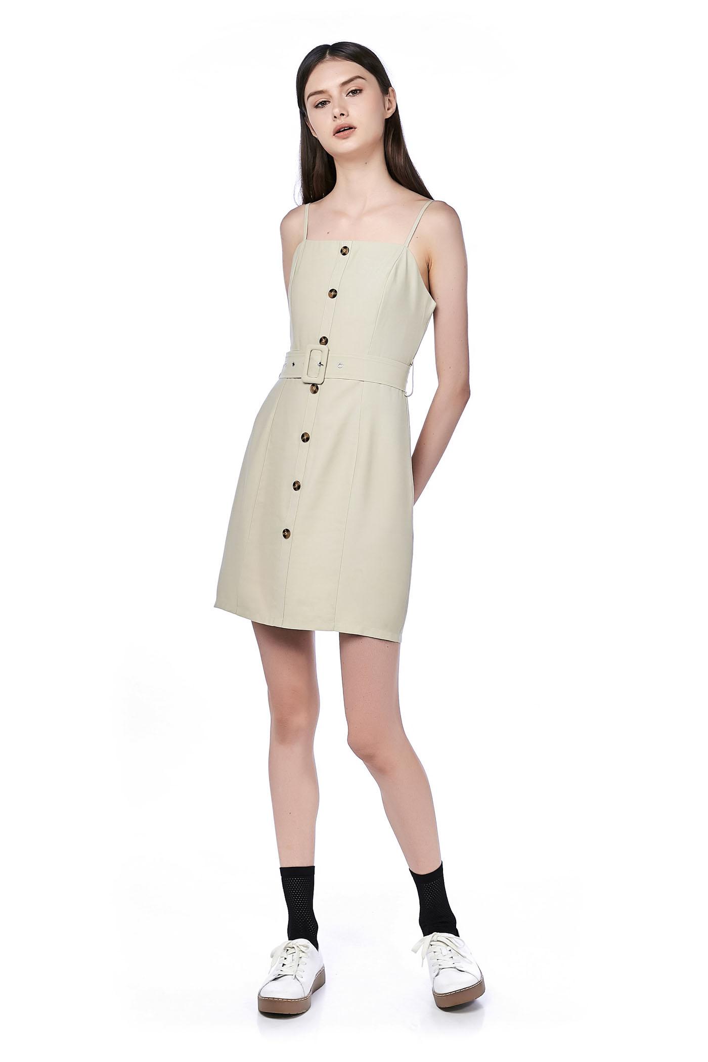Borra Belted Dress