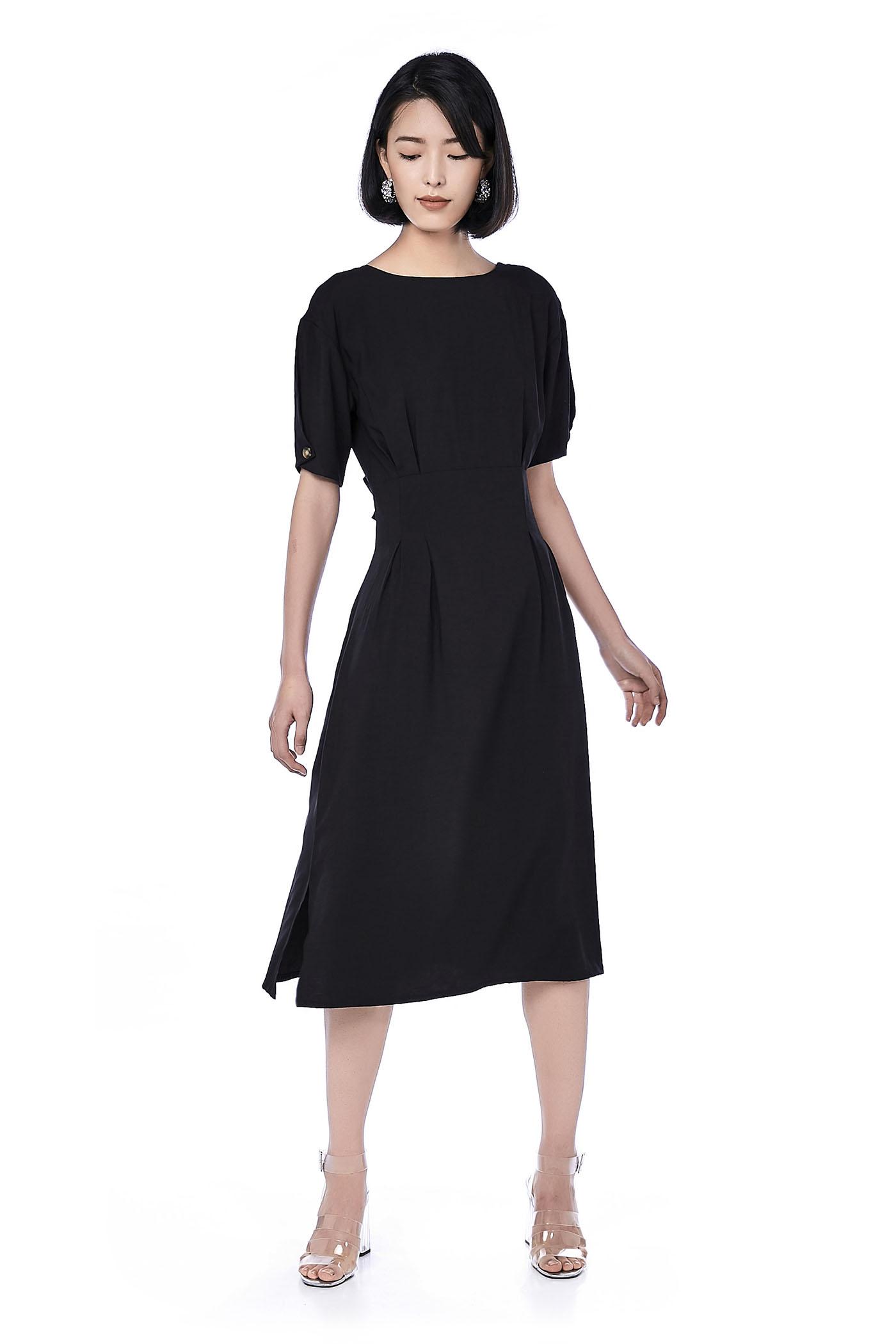 Mell Low Back Dress