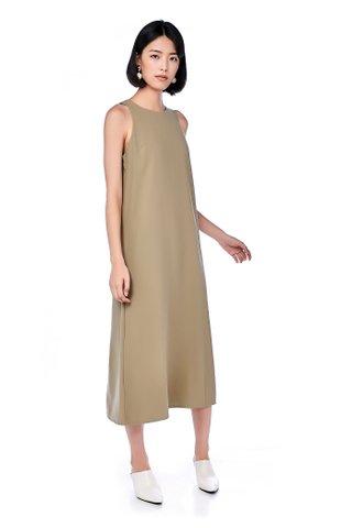 Elania Midi Dress