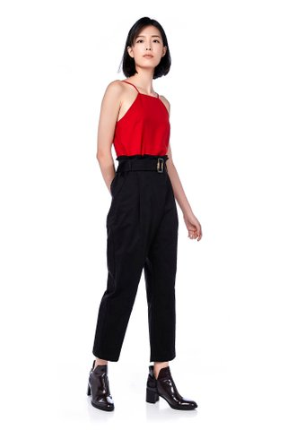Pashli Side-Button Camisole