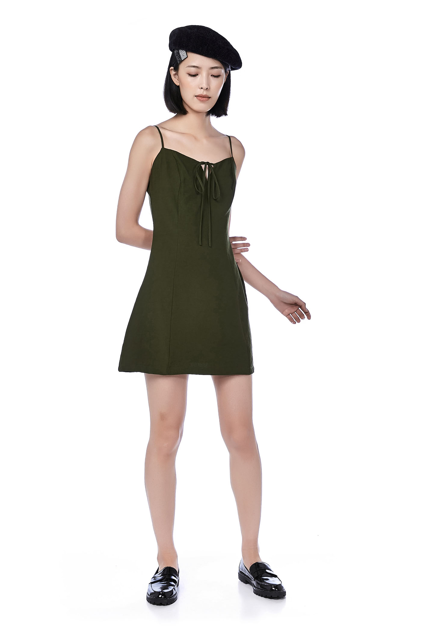 Yen Fitted Dress