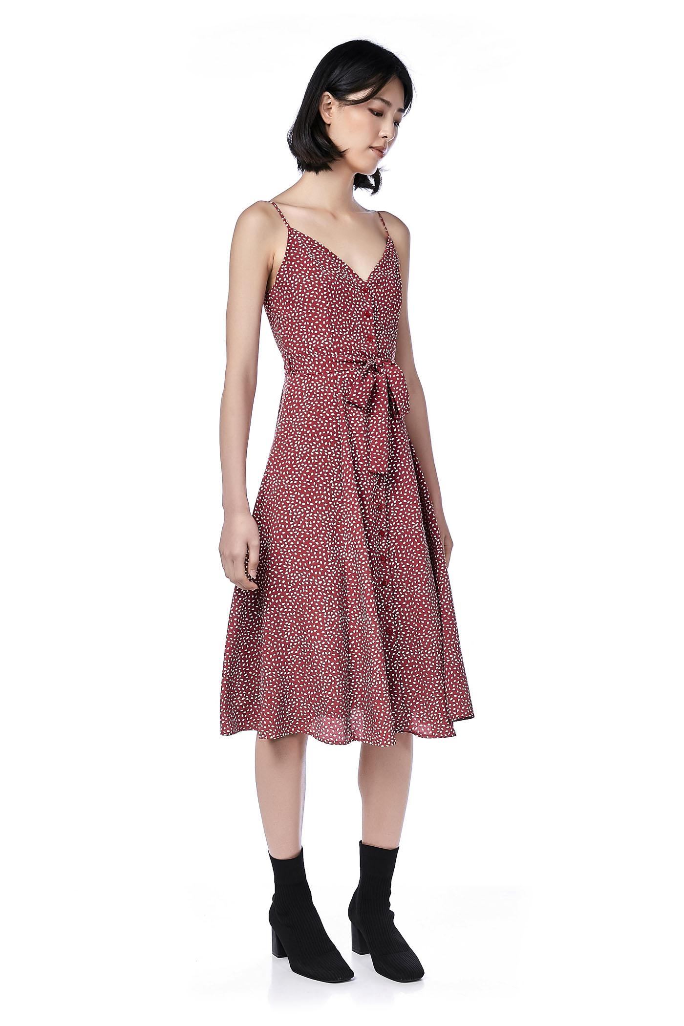 Delaila Midi Dress