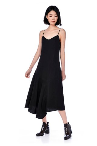 Dobrya Drop-Waist Maxi Dress
