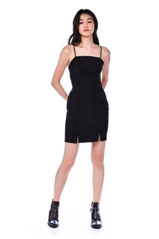 Shawna Bib Dress