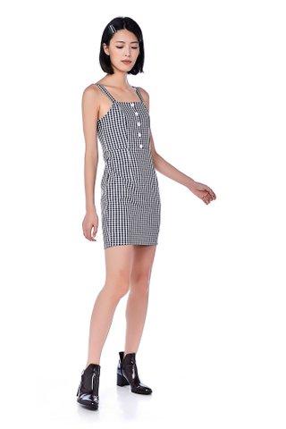 Delrey Bib Dress