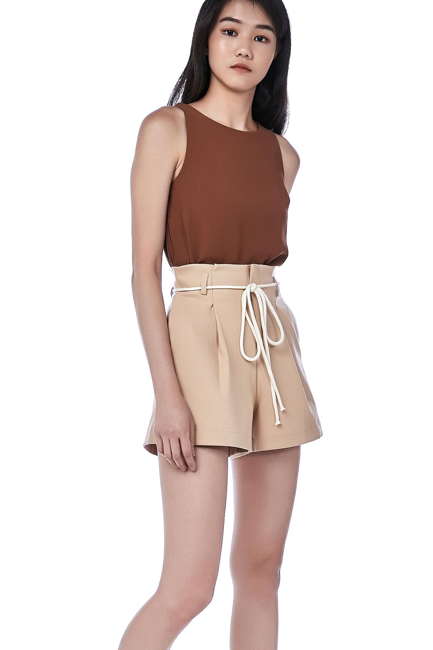 Kydo Paperbag Shorts