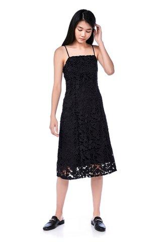 Tuscany Crochet Dress