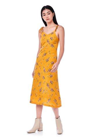 Daniele Tie-Strap Dress