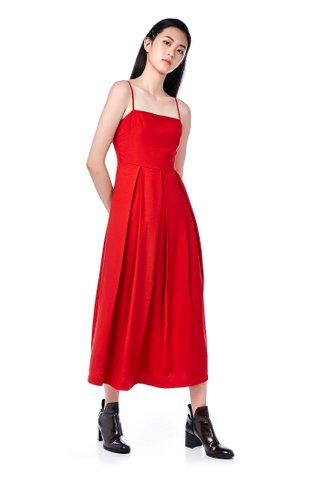 Eyre A-Line Maxi Dress