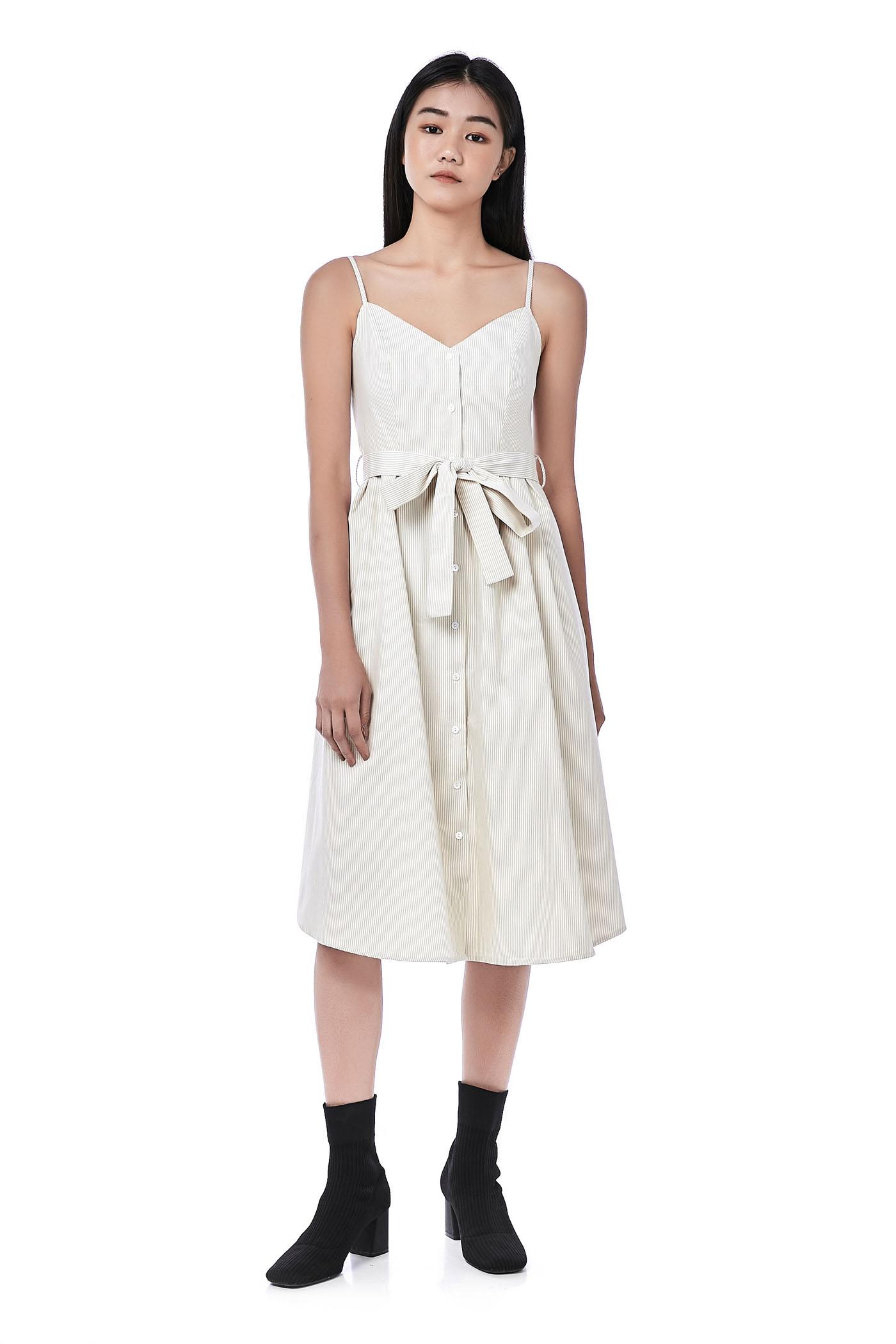 Bety Button-Through Dress