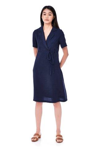 Dawnny Collared Dress