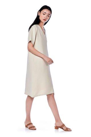 Esma V-Neck Dress