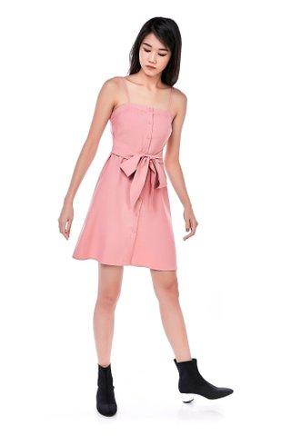 Karine Button-Down Dress