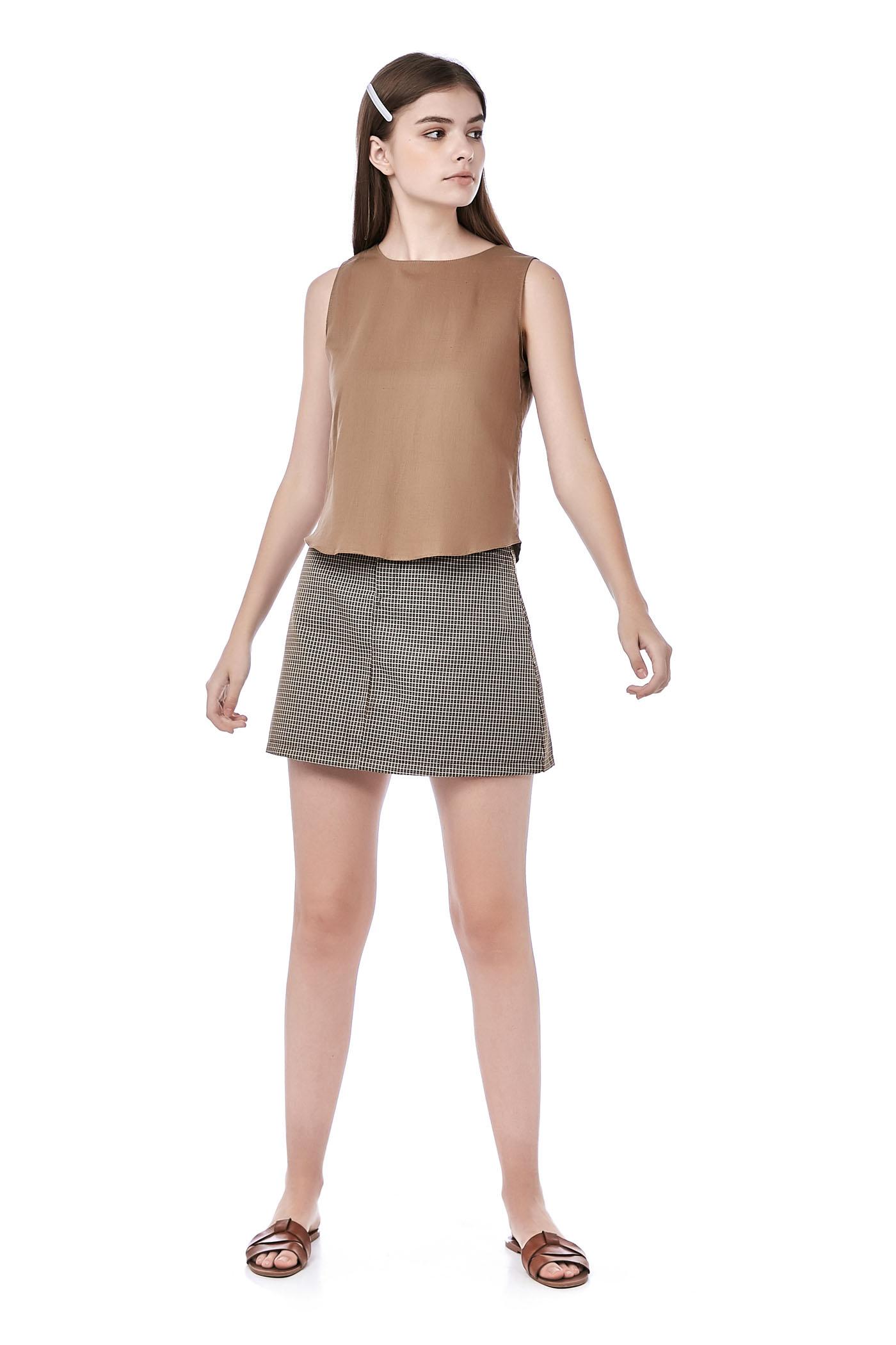 Juliet Mini Skirt