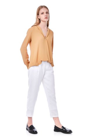 Miya High-Waisted Pants