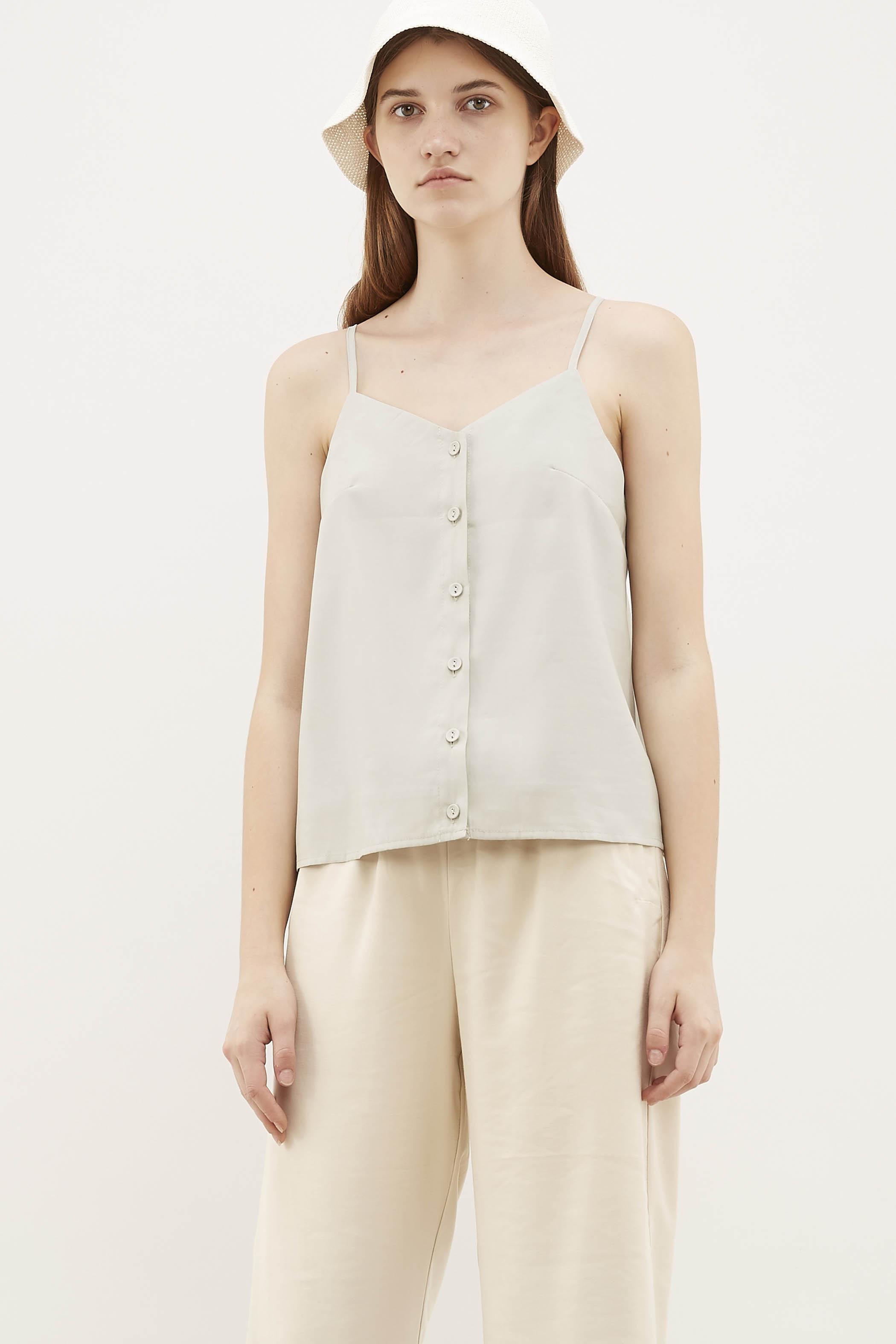 Louf Button-Through Camisole