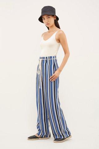 Kabir Rope-Tie Pants