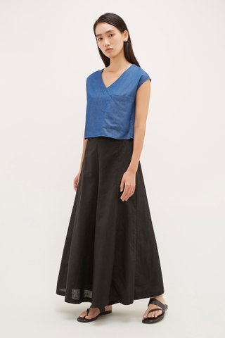 Nirma Wide-Leg Pants