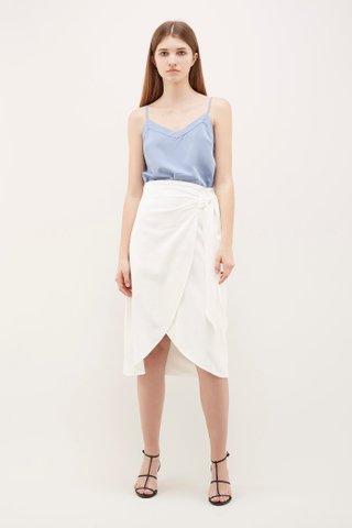 Ziya Wrap Skirt