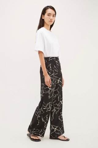 Lowen High-Waisted Pants