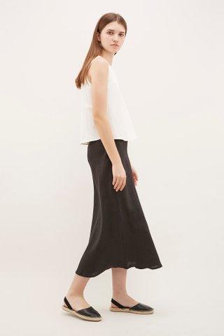 Jazzie Linen Skirt
