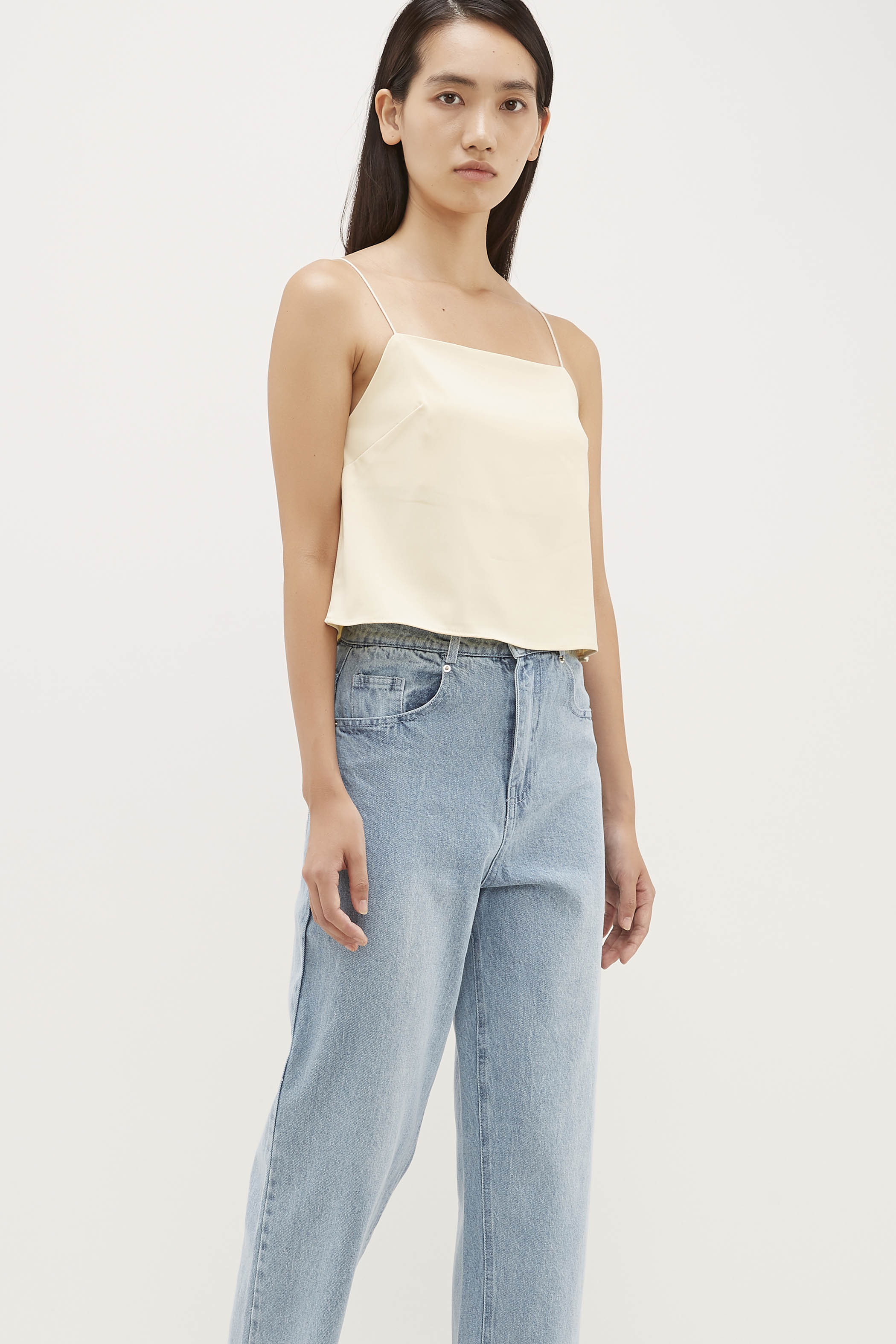 Arltin Cami Crop Top