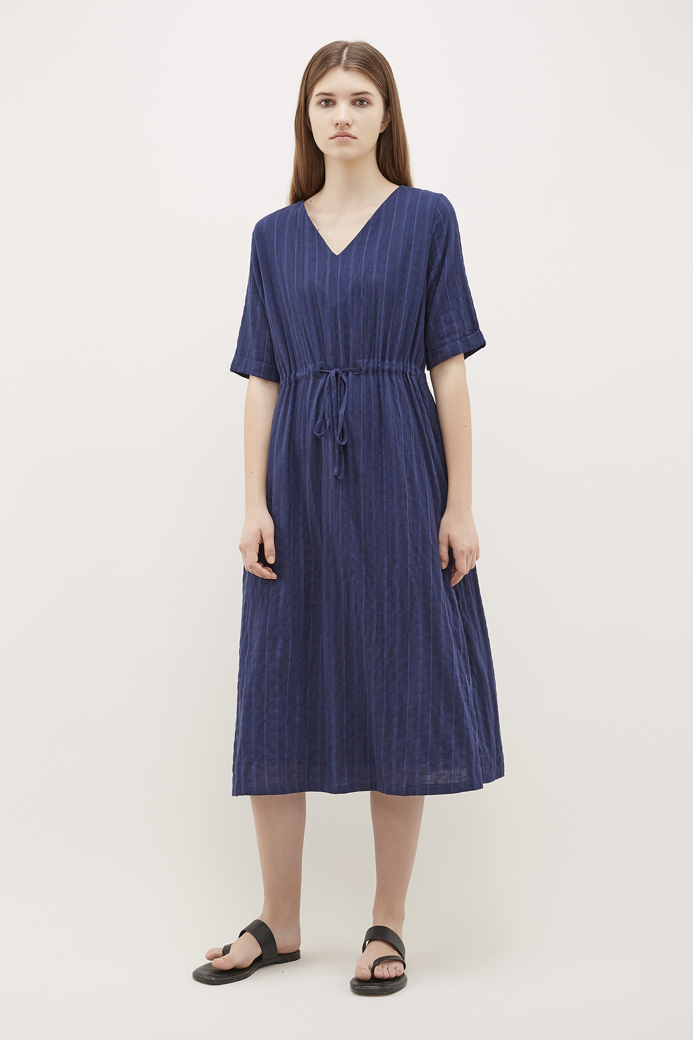 Ashiqa Drawstring Dress