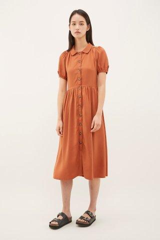 Heimy Collared Dress