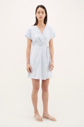Laurie Wrap Dress