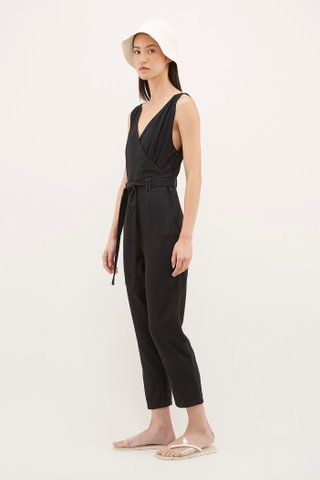Hawa Cross-front Jumpsuit