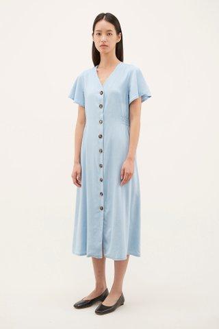 Zerla Fitted-waist Dress