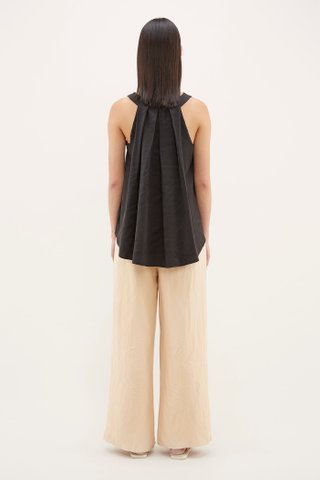 Kosie Back-pleated Top