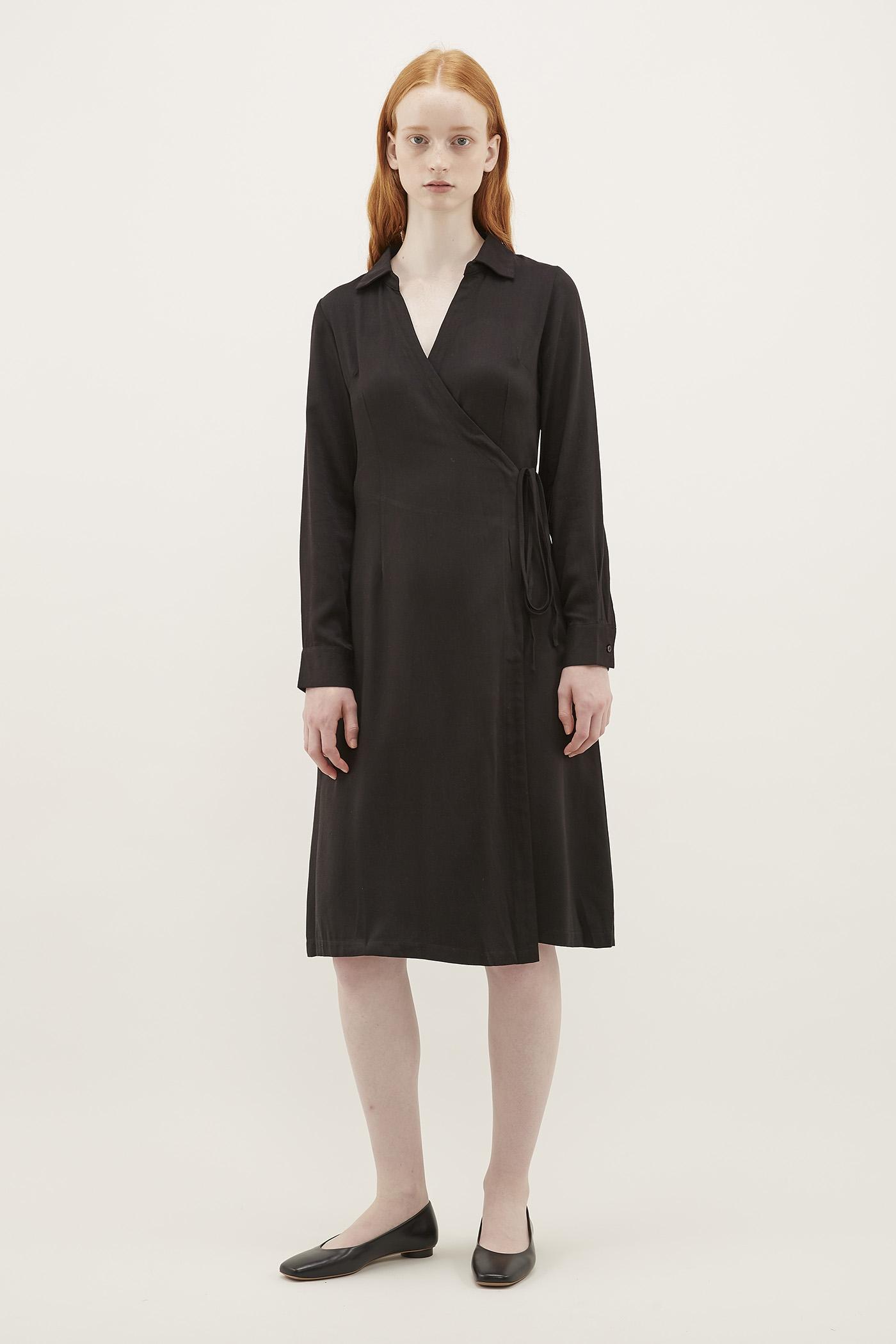 Keone Wrap Dress