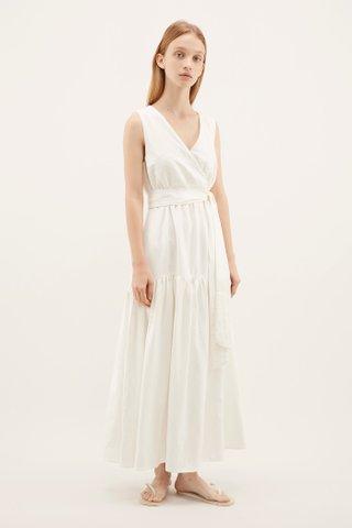 Nelida Drop-waist Dress